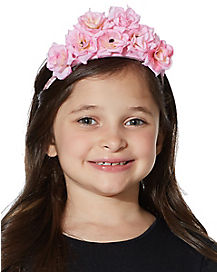 Kids Flower Tiara