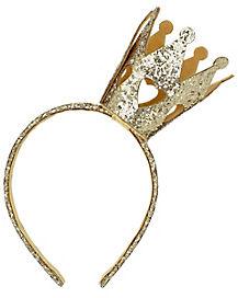 Kids Mini Gold Crown