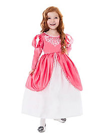 Toddler Enchanting Pink Princess Costume
