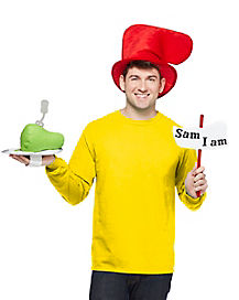 Sam I Am Accessory Kit - Dr. Seuss