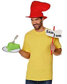 Sam I Am Accessory Kit - Dr. Seuss
