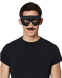 Masked Bandit Mustache