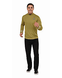 Adult Captain Kirk Costume Deluxe - Star Trek