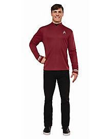 Adult Scotty Costume Deluxe - Star Trek