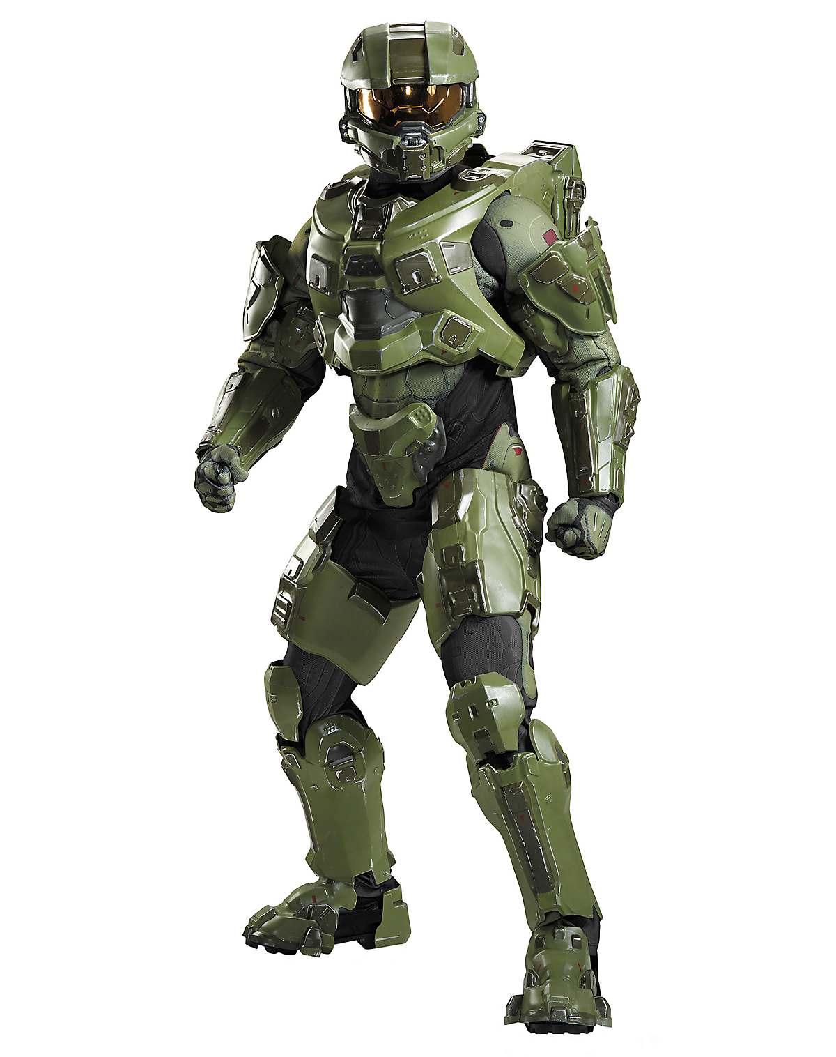 Halo Master Chief Armor Costume