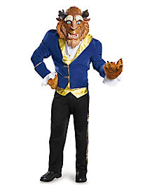 Beast Costume Ultra Prestige - Beauty and the Beast