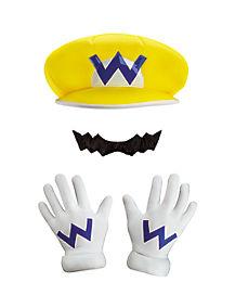 Super Mario Bros Wario Kit - Nintendo