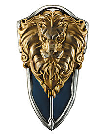 Lothar Stormwind Shield – World of Warcraft