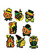 Vintage Halloween Cut Outs - Decorations