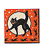 Black Cat Napkins 16pk