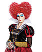 Red Queen Wig Deluxe - Alice Through the Looking Glass