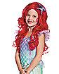 Kids Ariel Wig Prestige - The Little Mermaid