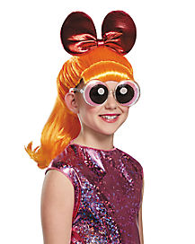 Kids Blossom Wig - The Powerpuff Girls