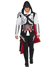 adult ultimate ezio costume assassins creed