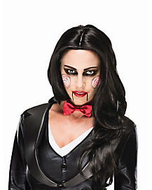 Adult Billy the Puppet Wig - Saw