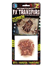 3D FX Zombie Bite