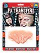 Vampire Brow Makeup FX Transfer
