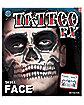 Skull Face Tattoo FX