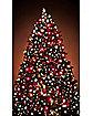 Christmas Tree Window Poster