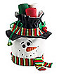 Snowman Dish Towel Gift Set