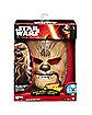 Chewbacca Voice Half Mask - Star Wars