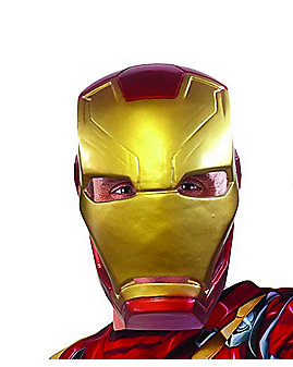 Iron Man Half Mask - Marvel
