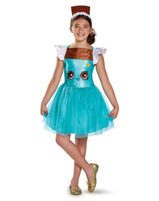 Kids Cheeky Chocolate Costume - Shopkins