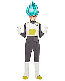 Adult Vegeta Costume - Dragon Ball Z Resurrection F ...