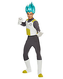 Adult Vegeta Costume - Dragon Ball Z Resurrection F