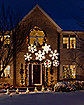 Snow Flurry LED Light Show Projector