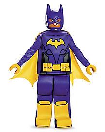 Kids LEGO Batgirl Costume - LEGO