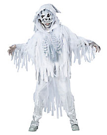 Kids Haunted Spirit Costume - Theatrical