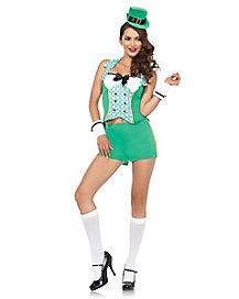 Adult Darlin Leprechaun Costume