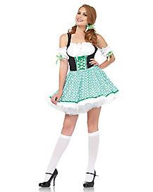 Adult Clover O'Cutie Costume