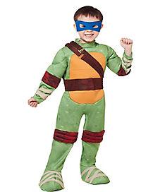 Toddler Leonardo Costume - Teenage Mutant Ninja Turtles