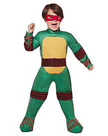 Toddler Raphael Costume - Teenage Mutant Ninja Turtles