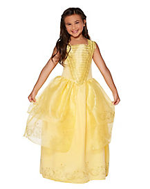 Kids Belle Costume Deluxe - Beauty and the Beast Movie