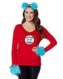 Teacher of All Things Patch - Dr. Seuss