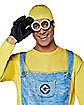 Adult Dave the Minion One Piece Costume - Despicable Me 3