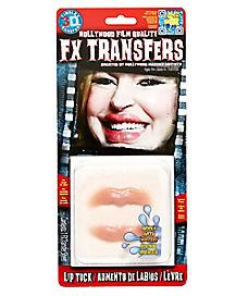 3D Fx Puckered Lips