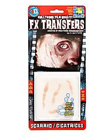3D Fx Scars