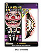 Evil Grin Tattoo Makeup Kit