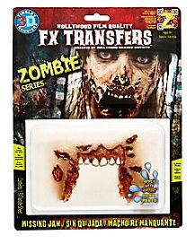 3D Fx Zombie Jaw