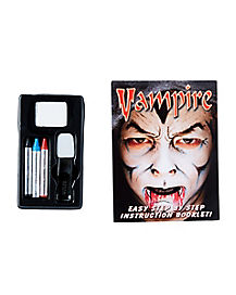 Vampire Face Theatrical FX Makeup Kit
