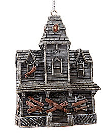 Haunted House Christmas Ornament