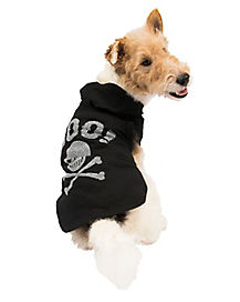 Studded Skull Pet Costume