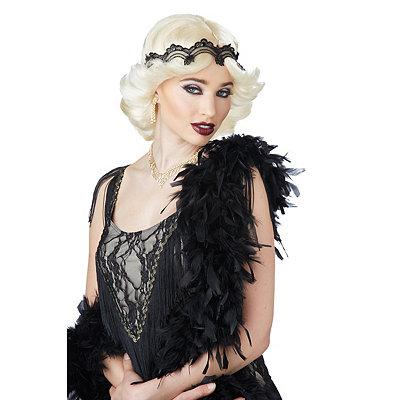 1920s Accessories Blonde 20s Glamour Wig $24.99 AT vintagedancer.com