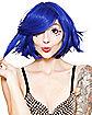 Hologram Blue Wig