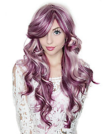 Duplicity Long Curl Wig
