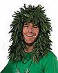 Weed Leaf Wig